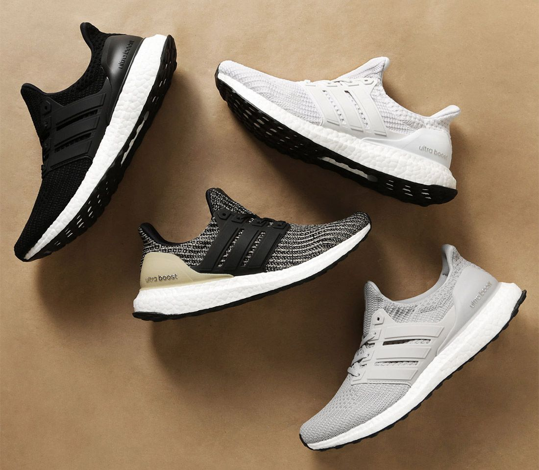 Adidas Ultraboost 40 New Colourways January Sneaker Freaker 4