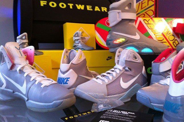 Mcfly Nikes 1