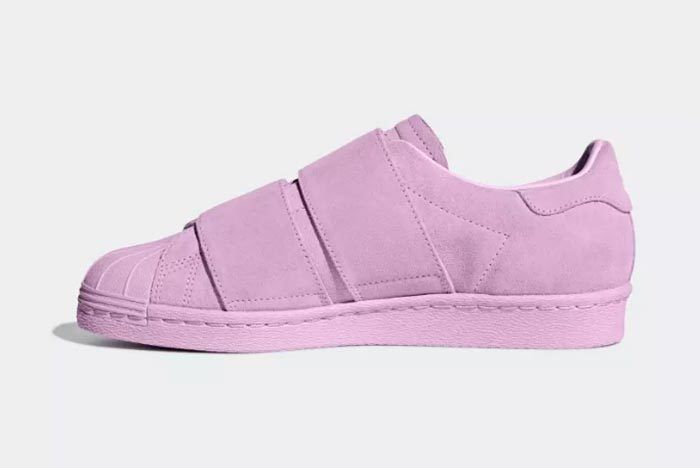Adidas Superstar 80S Cf Clear Lilac 6