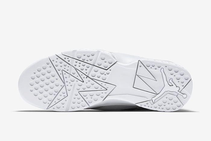 Air Jordan 7 Pure Platinum