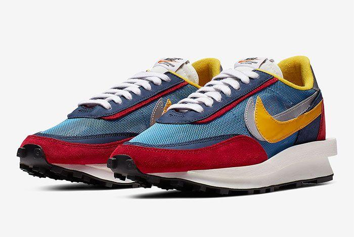 Sacai Nike Blazer Wafle Side Shto 6