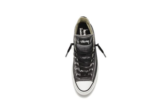 Stussy X Converse Chuck Taylor All Star 70 Anniversary Collection 8