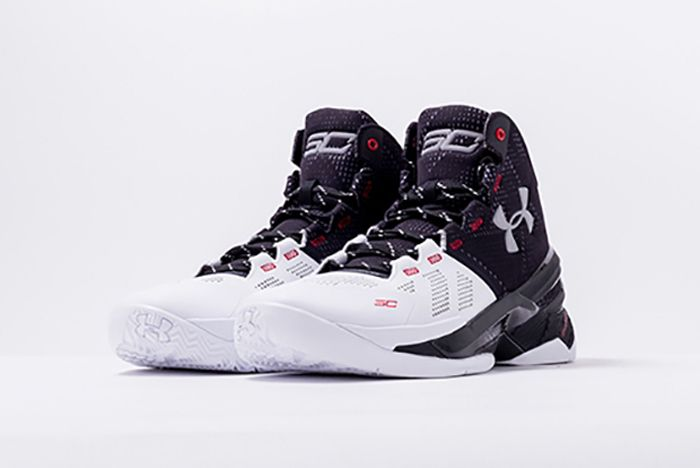 Under Armour Curry 2 Suit And Tie 4