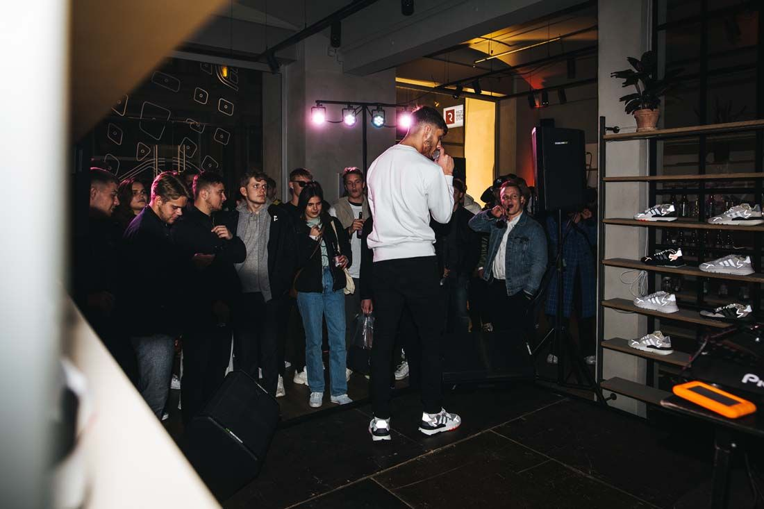Rezet Sneaker Store Adidas Nite Jogger Release Party Event Recap 67