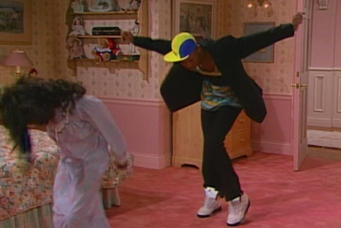 Fresh Prince Of Bel Air Air Jordan 5 Fire Red 3