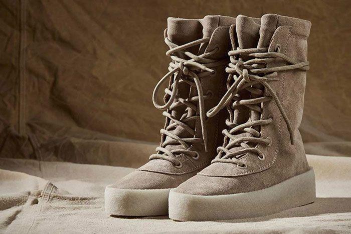 Yeezy Season 2 Crepe Boot 4