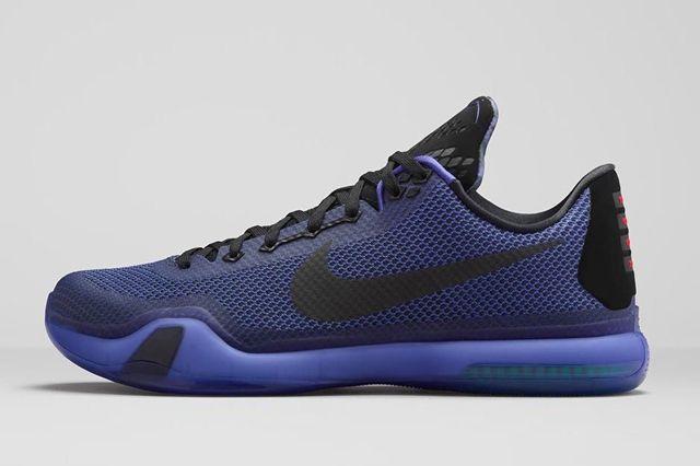 Nike Kobe X Blackout Bumper 5