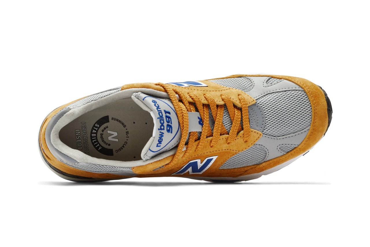 New Balance 991 M991YBG