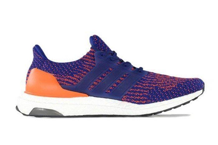Adidas Ultraboost 3 0 Purple Orange 1