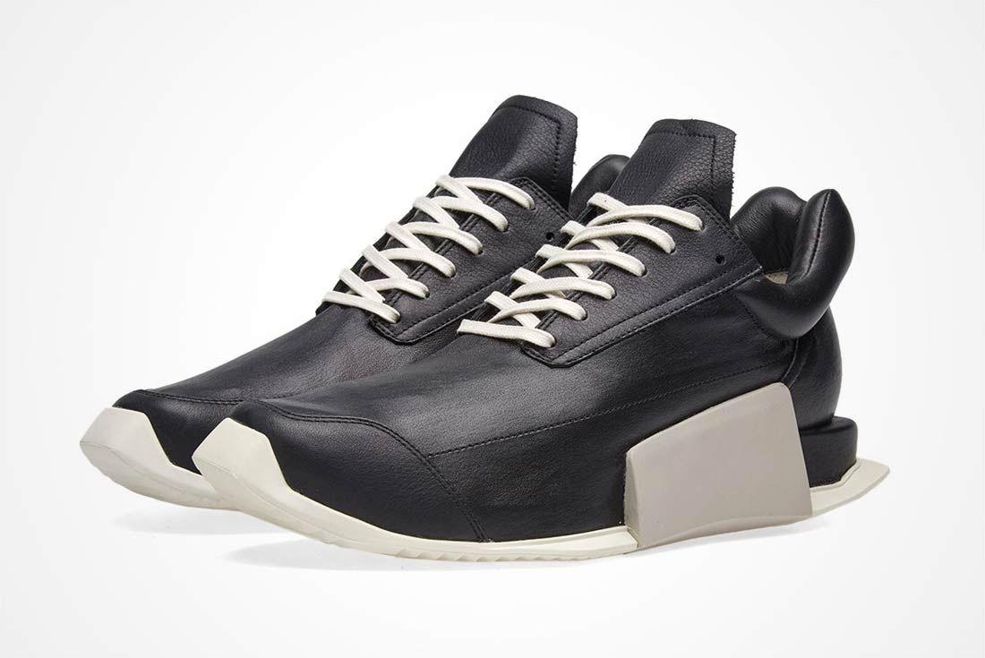 Rick Owens X Adidas Runner Level Boost 2
