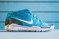 Nike Flyknit Squadron Blue Thumb