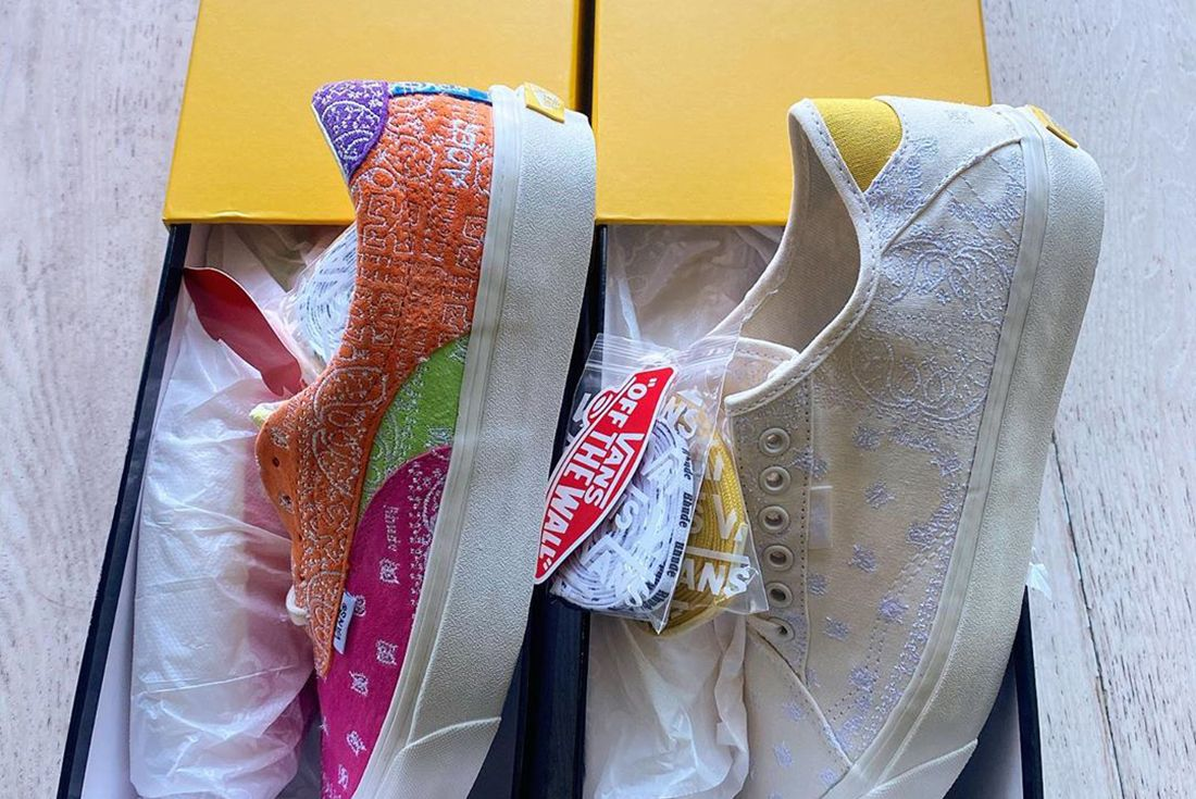 RHUDE x Vans Collection