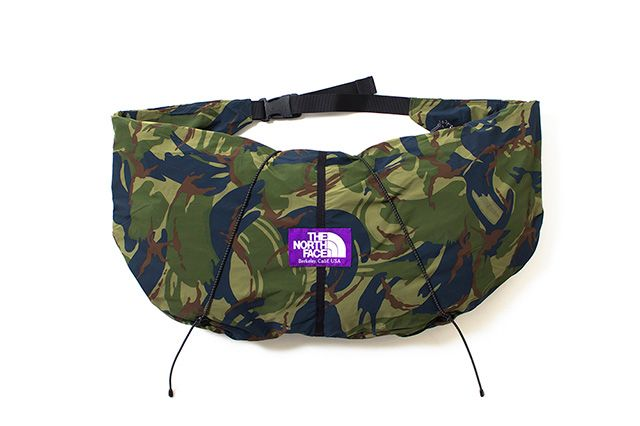 The North Face Purple Label Camo Bag Collection 2