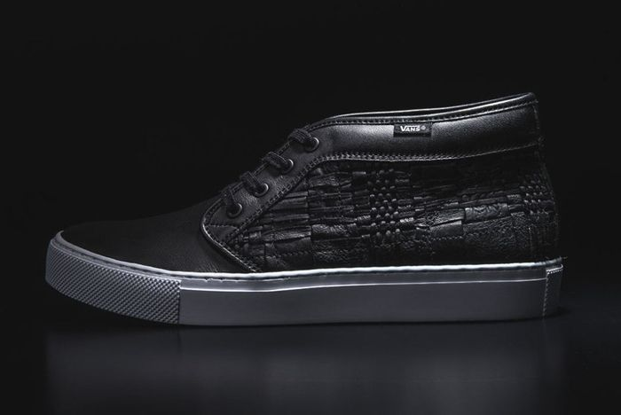 Vans Japan Woven Leather Pack 2