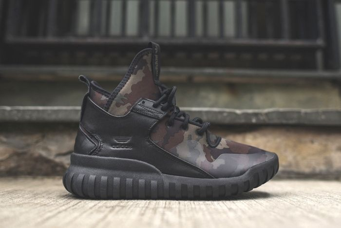 Adidas Originals Tubular X Camo 6