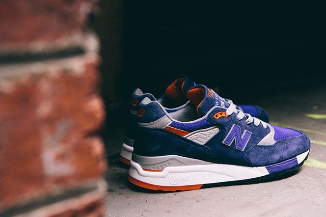 New Balance 998 Cobalt Blueorange8
