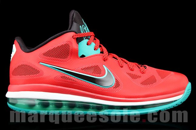 Nike Lebron 9 Liverpool 02 1