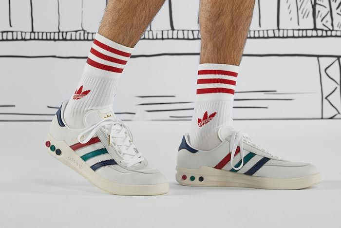 End Adidas Three Bridges Grainger