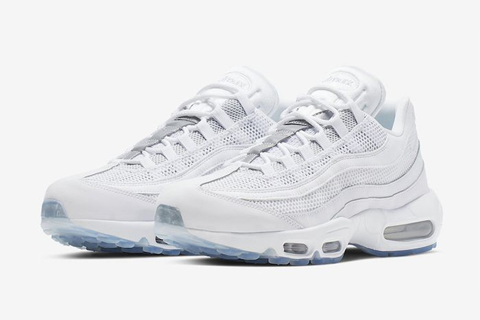 Nike Air Max 95 Essential White 749766 115 Both