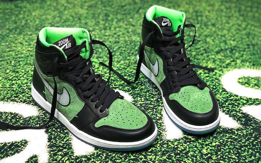 Air Jordan 1 Zoom 'Rage Green'