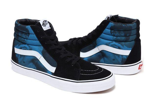 Supreme Bruce Lee Vans Fw13 Footwear Collection 8