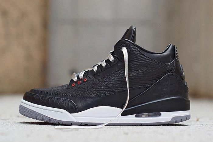 Air Jordan 3 Jbf Customs