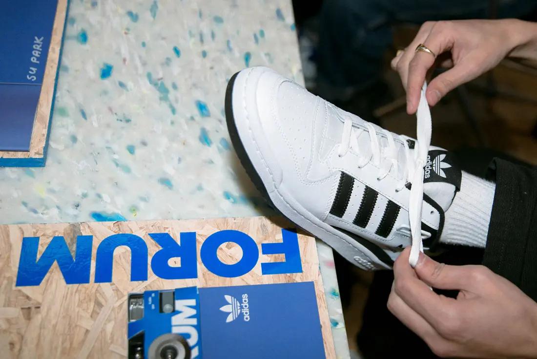 adidas Forum Newsroom Foot Locker Event Recap