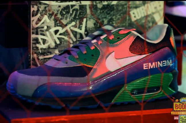Shady Emimen Sneaker Collection 8 1