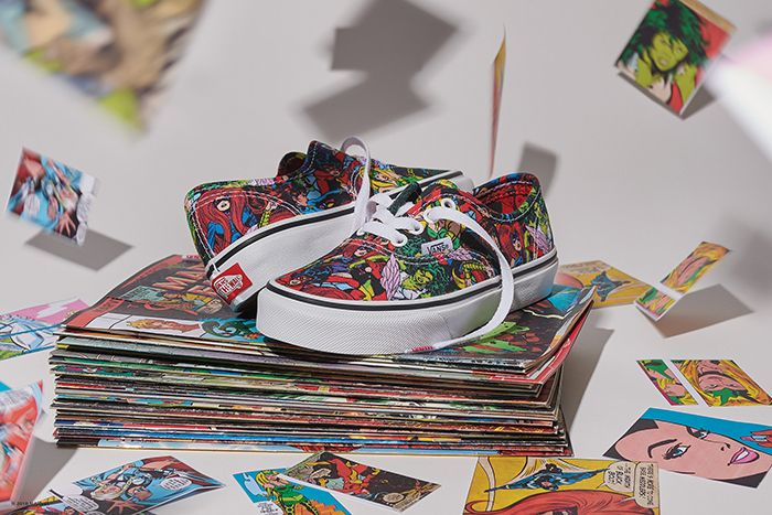 Marvel Vans 8