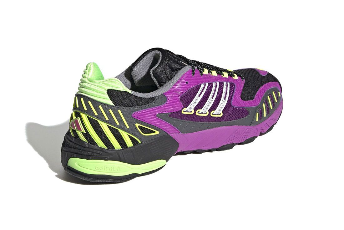 adidas Torsion TRDC EF4807 Rear Angle
