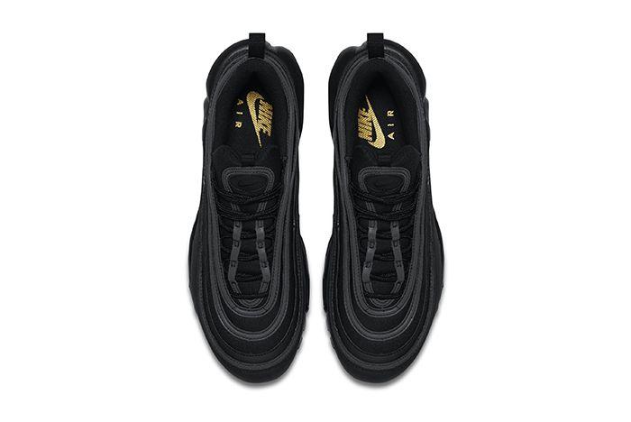 Nike Air Max Plus 97 Triple Black 3