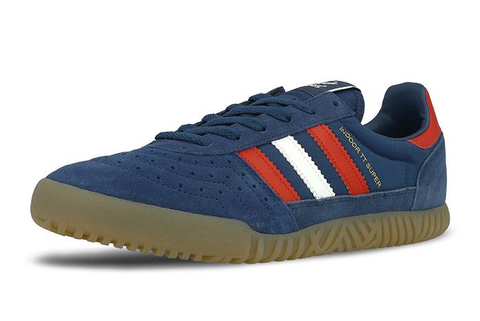 Adidas Indoor Super Mystery Blue 3