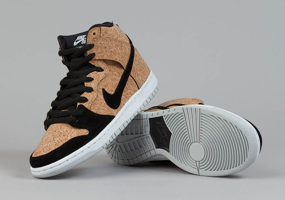 Nike Sb Dunk High Cork 3