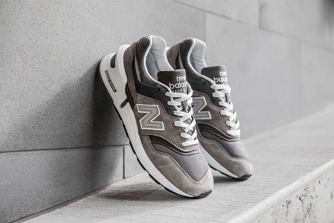 New Balance Grey Day Made 997 997S Sneaker Freaker 24