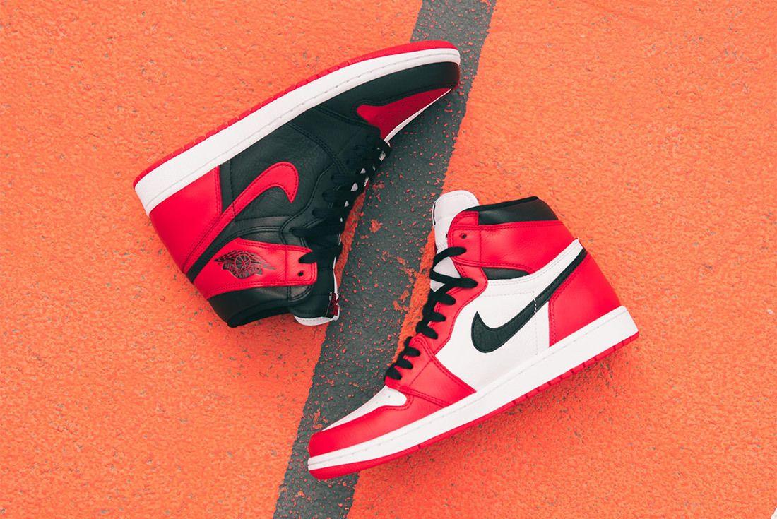 Nike Air Jordan 1 Homage To Home 32