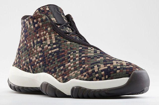 Jordan Future Dark Army 1