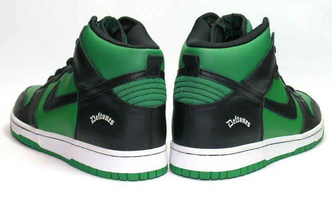Nike Dunk Sample Deftones Rear 1