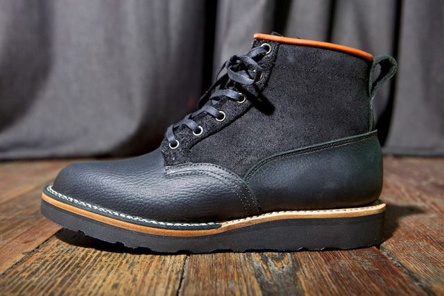 Up There Viberg Boots Collabo 6