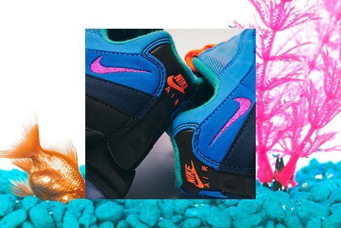 Nike Air Max 95 Lapstone Hammer Coral 6