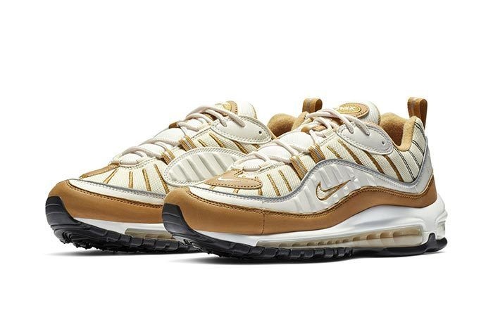Nike Air Max 98 Golden 3