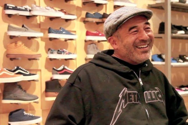 Steve Caballero Interview Smiling 1