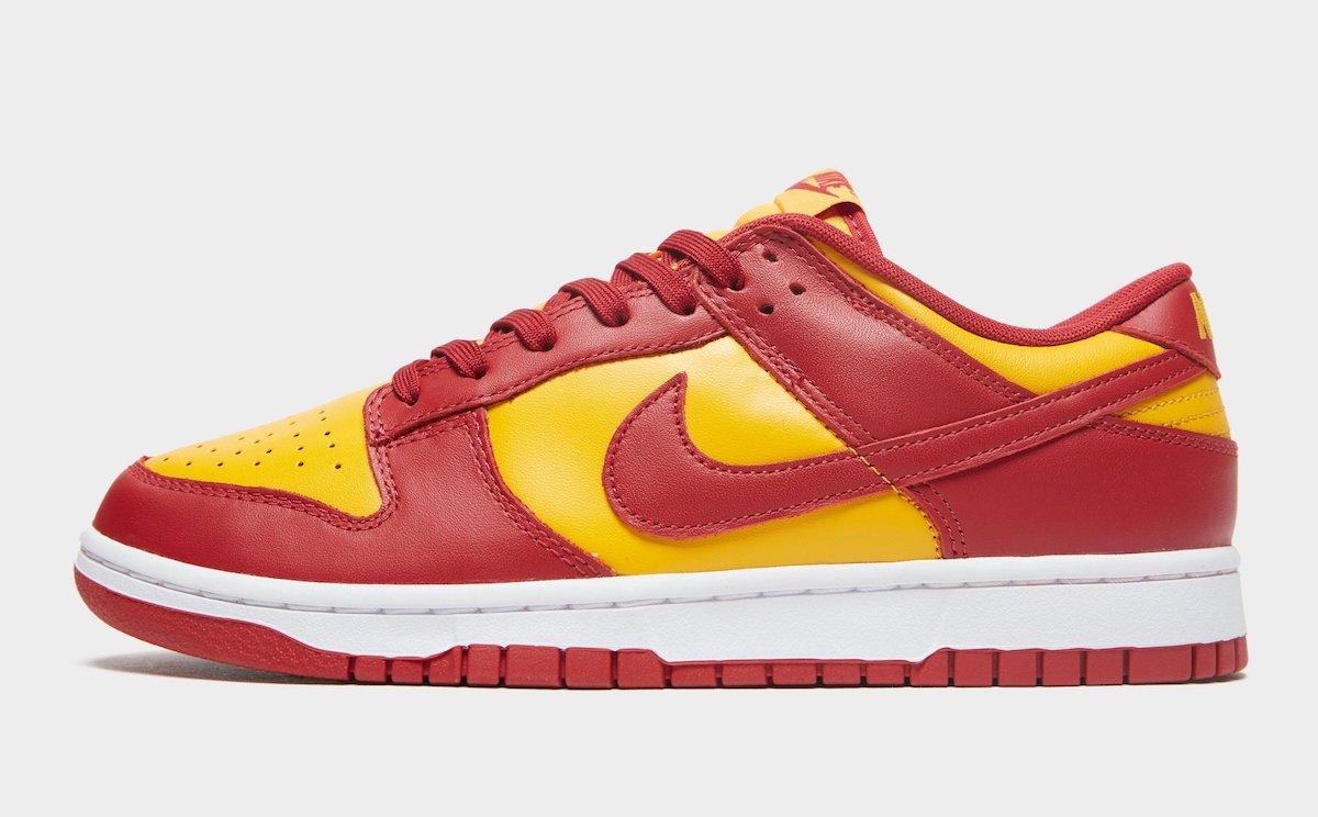 Nike Dunk Low 'Midas Gold'