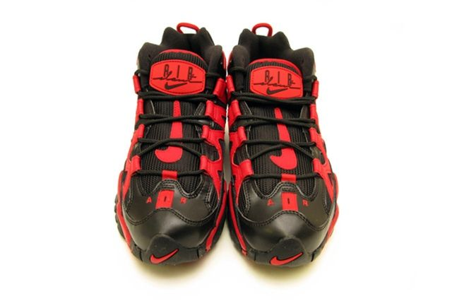 Nike Air Slant Uni Red 1