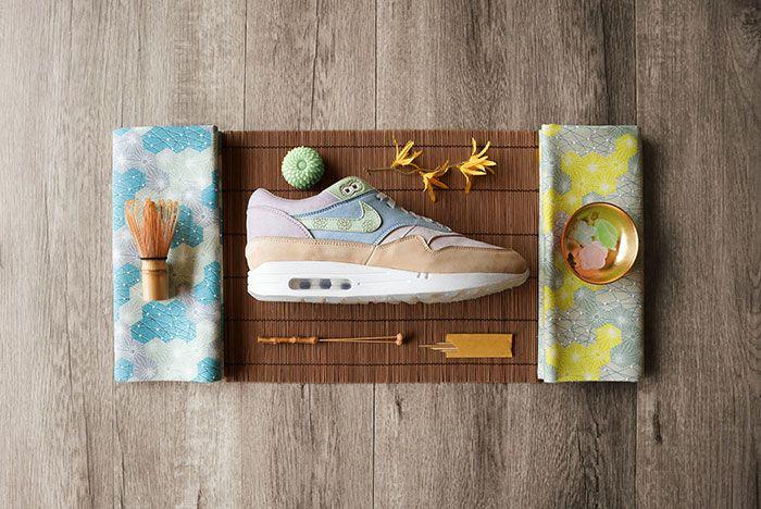 Chase Shiel Ryustyler Nike Air Max 1 Custom Wagashi Food Shot7