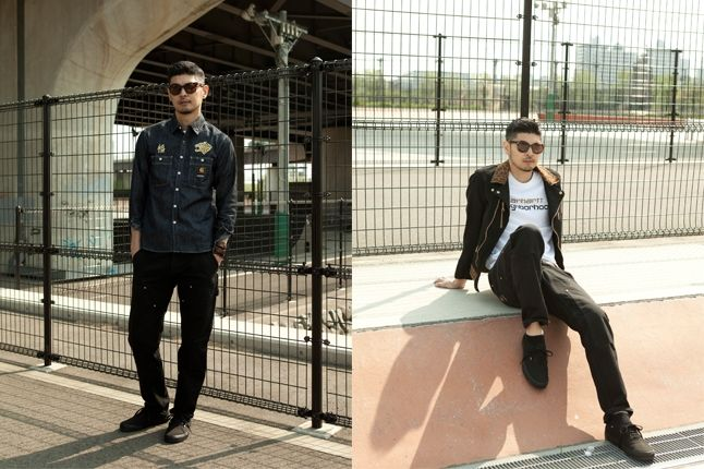Neighbourhood Carhartt Wip Capsule Collection 2014 Lookbook 1