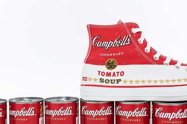 Andy Warhol Converse Collection Bump 2