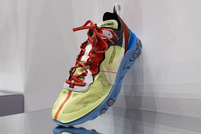 Undercover Nike Element React 87 New 4
