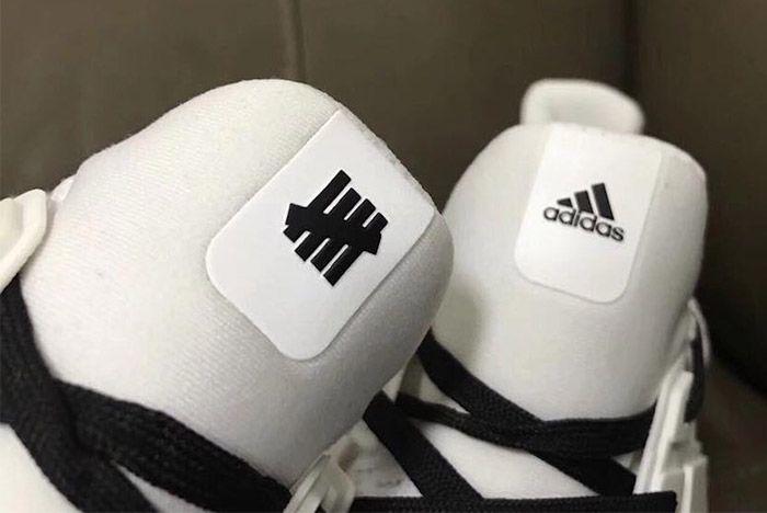 Undefeated X Adidas Ultraboost White Black Release Details Sneaker Freaker 1