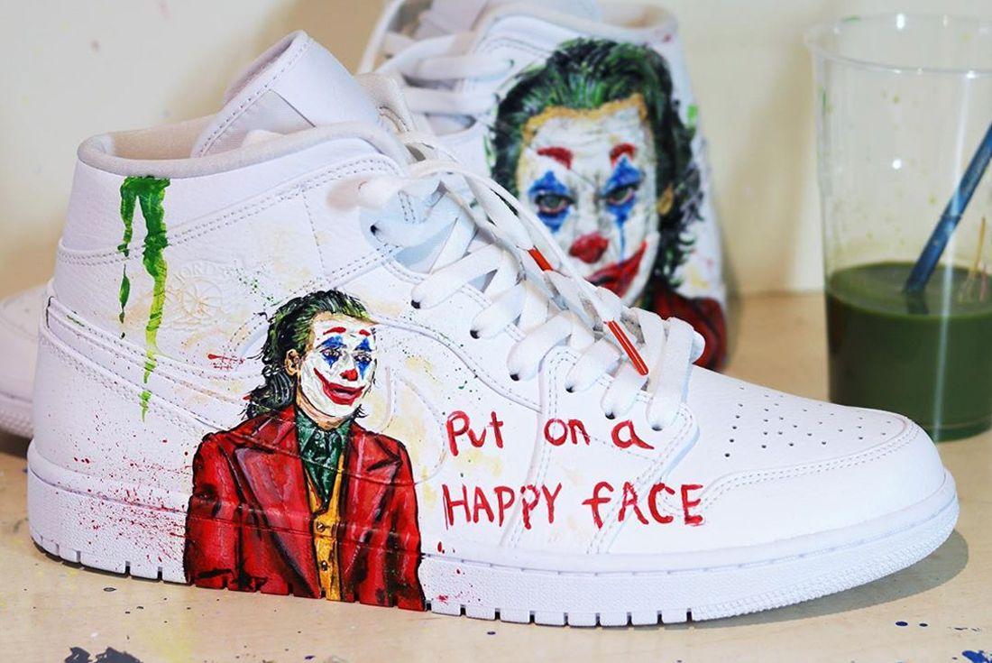 Daniel Cordas Air Jordan Joker