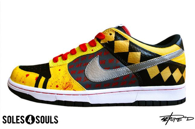 Sekure D Nike Kill Bill 1